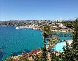 Moraira and its views