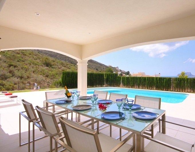 Luxury villa in moraira el portet ref ch2149 - Villa el portet ...
